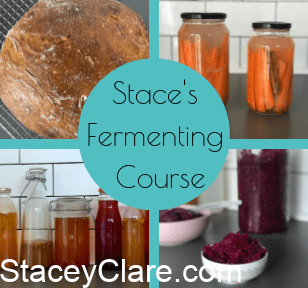 Stacey Clare Fermenting Course
