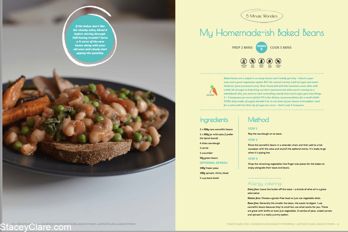 homemade baked beans wholefoods recipe