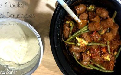 slow-cooker-devilled-sausage-recipe