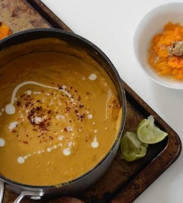 Pumpkin Soup |Healthy Pumpkin Soup