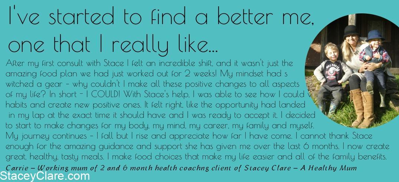 kristie-health-coach-sydney-mum-stacey-clare